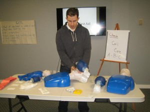 First aid and CPR courses in Thunder Bay, Ontario