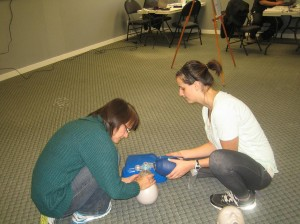 """St Mark James CPR level """"A"""" and AED Courses in Thunder Bay, Ontario"""