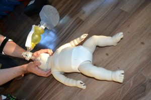 Emergency First Aid for Babies