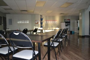 workplace approved First Aid and CPR Classroom