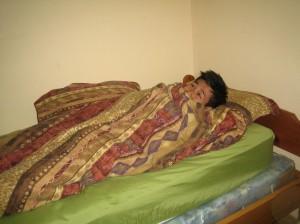 Fatigue - Flu Symptom